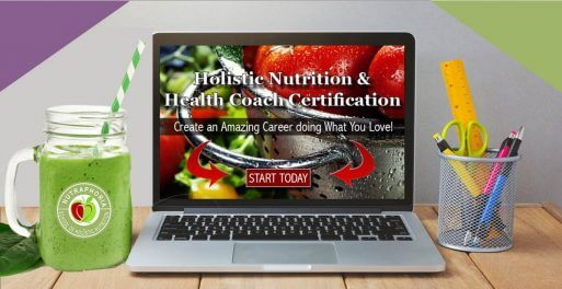 Holistic nutrition and health coach
