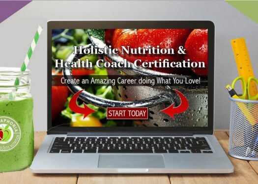 Holistic nutrition and health coach