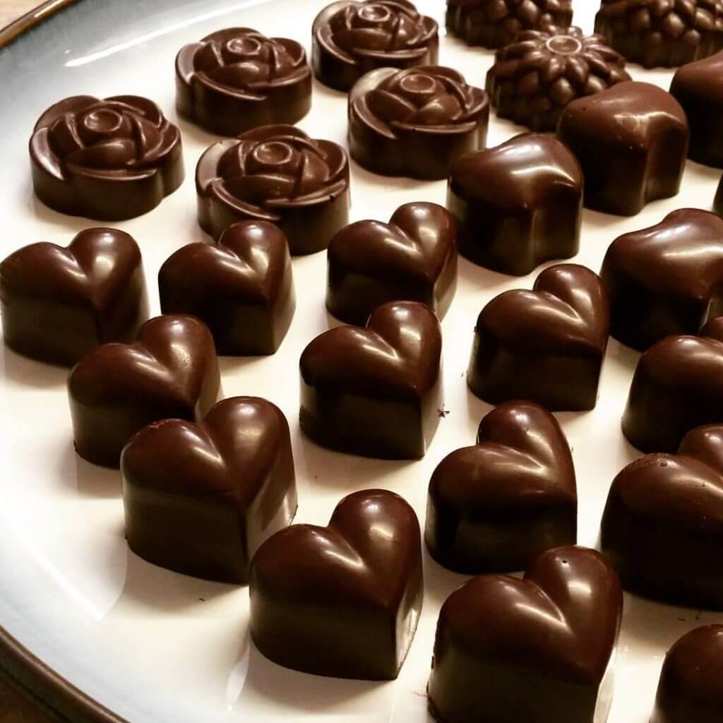 chocolate course - David Wolfe