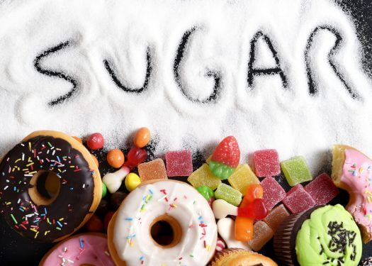 Sugar is in Everything