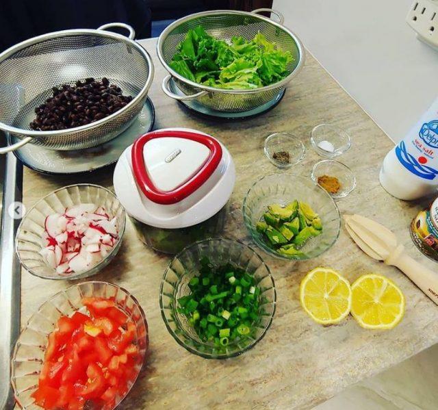 Healthy Vegan Salad Oil-Free