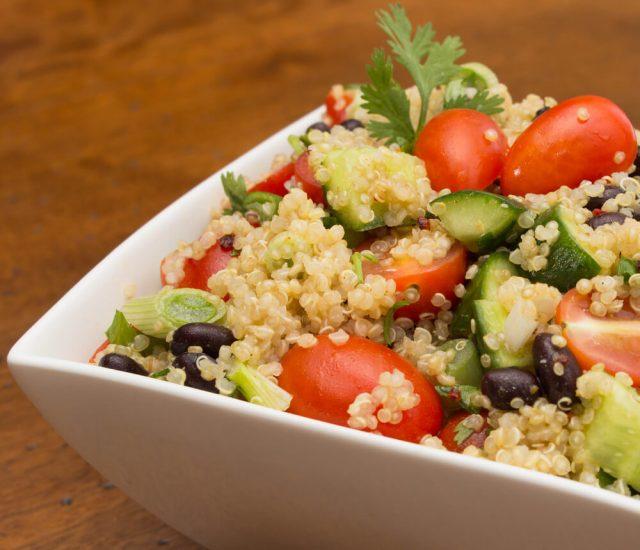 4 Healthy Foods Vegans Eat