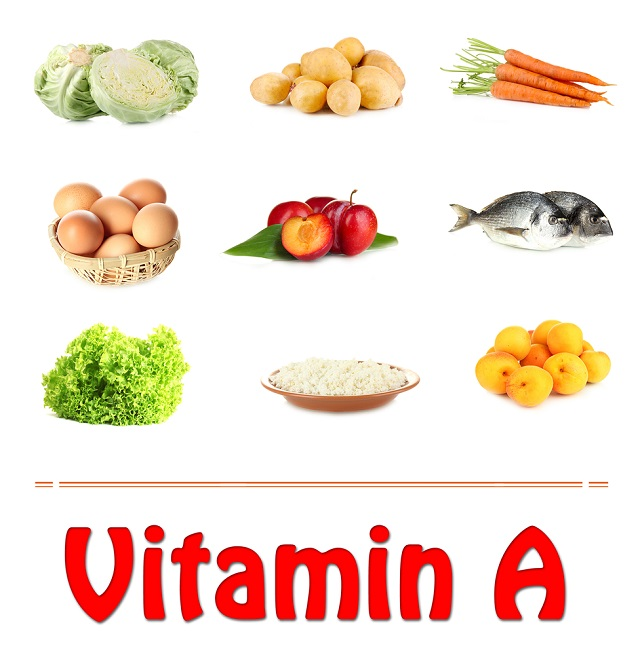 6 Best Vitamins for your Skin - vitamin a