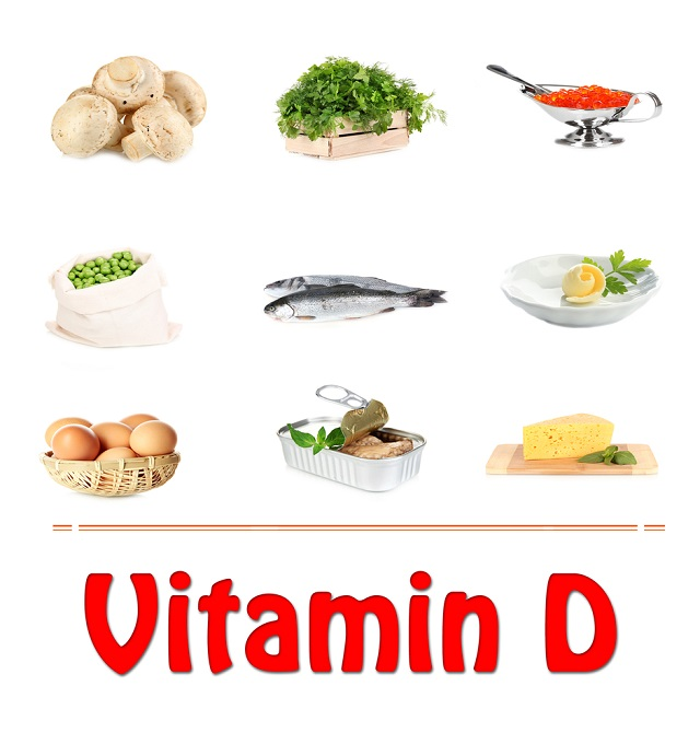 6 Best Vitamins for your Skin - vitamin d