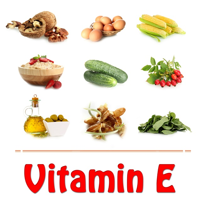6 Best Vitamins for your Skin - vitamin e
