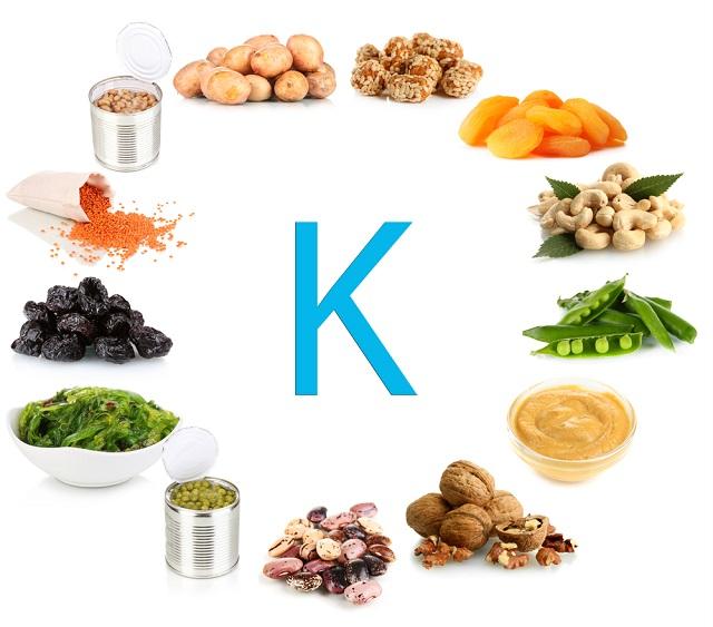 6 Best Vitamins for your Skin - vitamin k